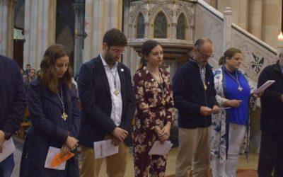 Siete laicos realizan su primera promesa en la fraternidad de Valencia